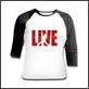 T-shirt Live